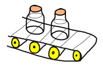 Lean Six Sigma in Manufacturing - conveyor belt with jars.png