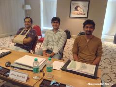 Ahmedabad GB Nov 15 - Team Contest Winners.