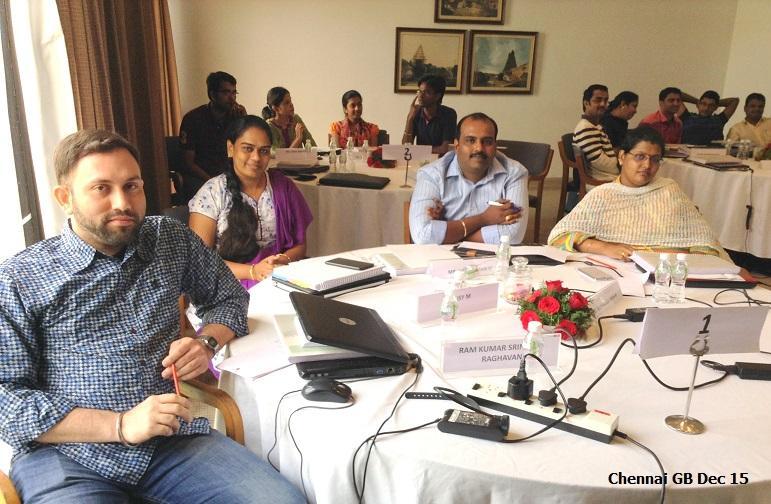 Chennai GB Dec 15 - Team 3