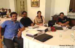 Chennai GB Dec 15 - Team Contest Winners