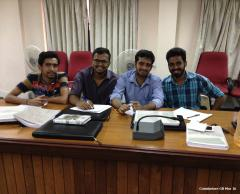 Coimbatore GB Mar 16 - Team Contest First Runners Up