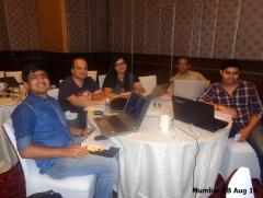 Mumbai GB Aug 16 - Team Contest First Runner Ups