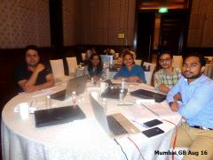 Mumbai GB Aug 16 - Team 5