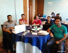 Delhi GB Aug 16 - Team Contest Winners