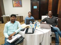 Bangalore GB Sep 16 - Team Contest First Runner Ups