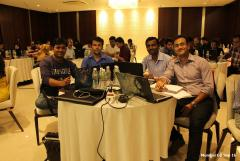 Mumbai GB Sep 16 - Team Contest First Runner Ups