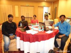 Hyderabad GB Oct 16 - Team 5