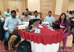 Hyderabad GB Oct 16 - Team Contest Winners