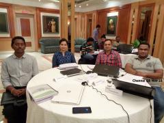 Chennai GB Nov 16 - Team 6