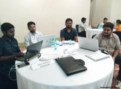 Hyderabad GB Nov 16 - Team 5