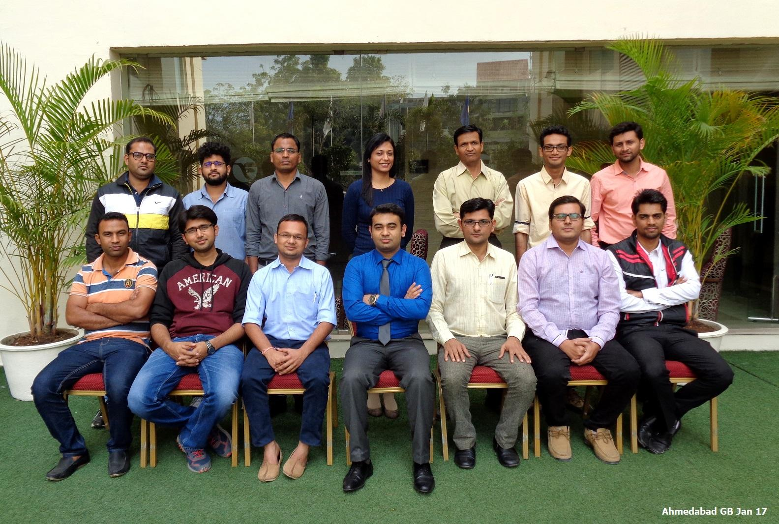 Ahmedabad GB Jan 17