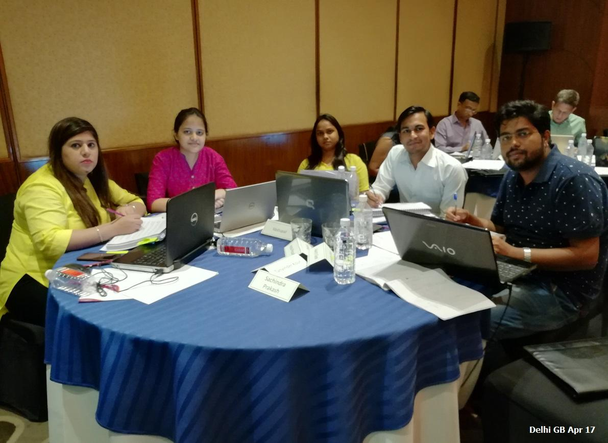 Delhi GB Apr 17 - Team 9