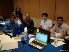 Delhi GB Apr 17 - Team 5