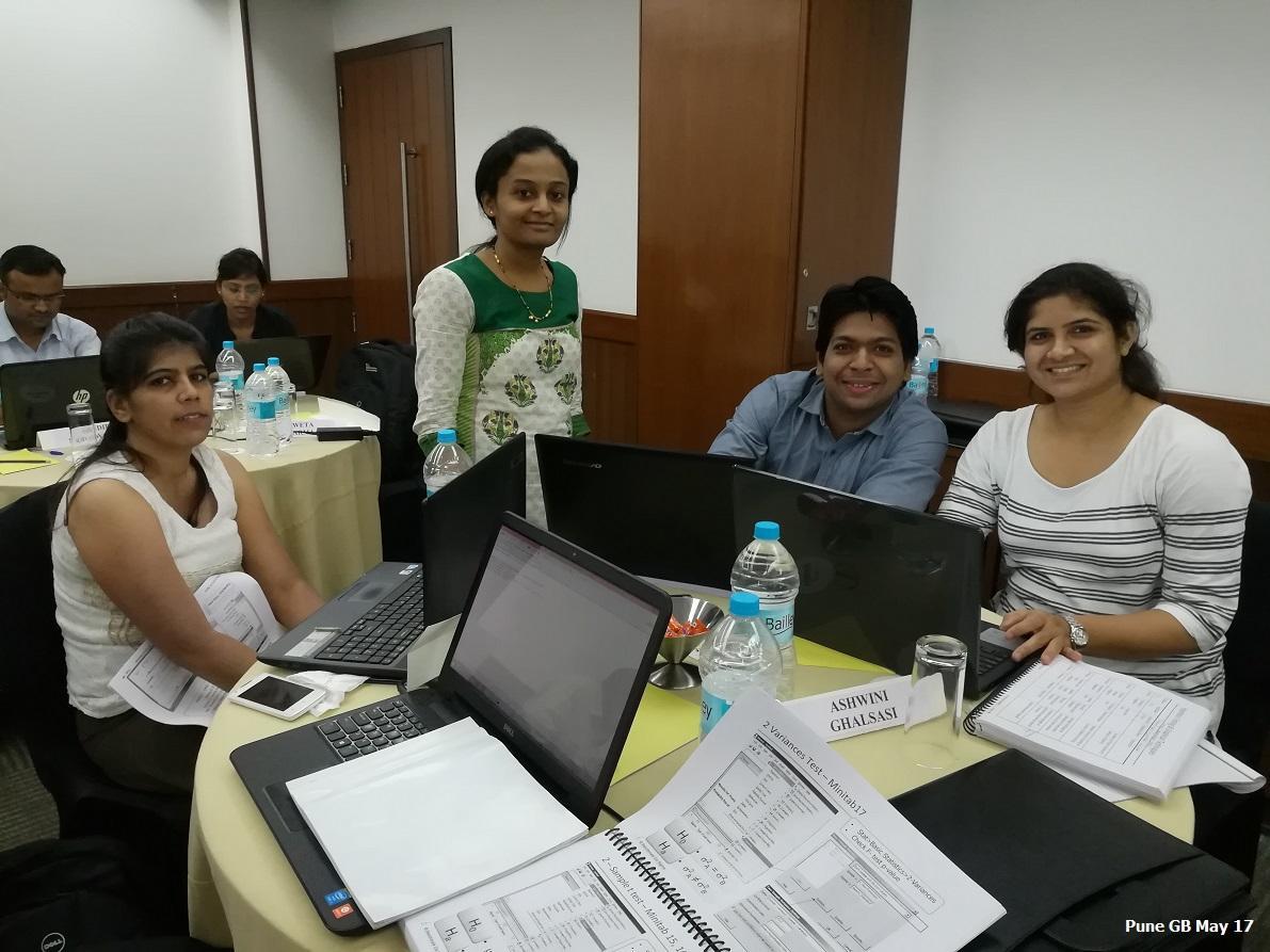 Pune GB May 17 - Team 3