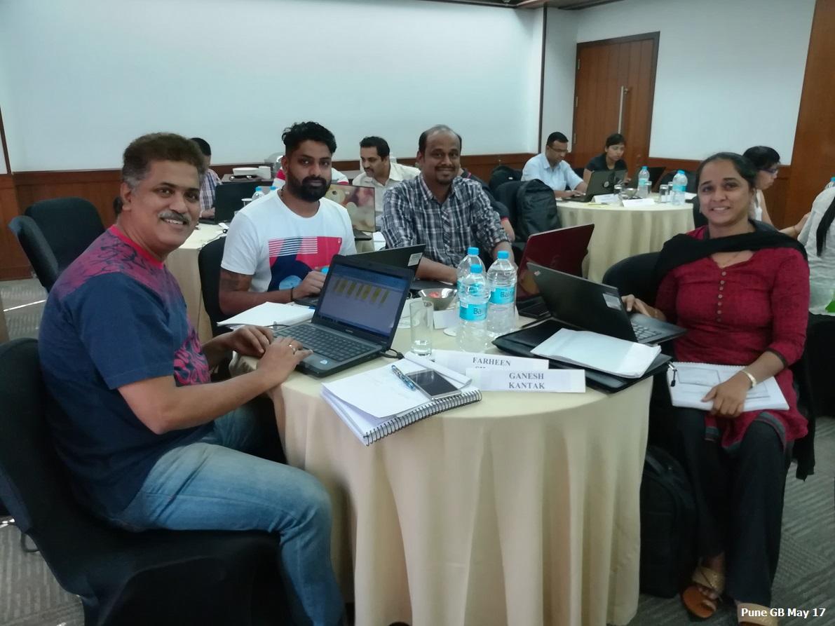 Pune GB May 17 - Team 4