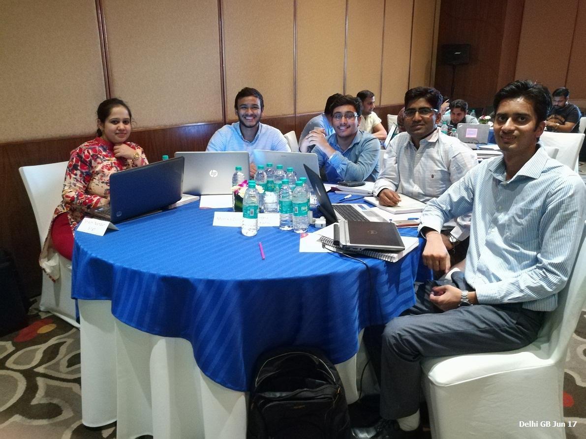 Delhi GB Jun 17 - Team3