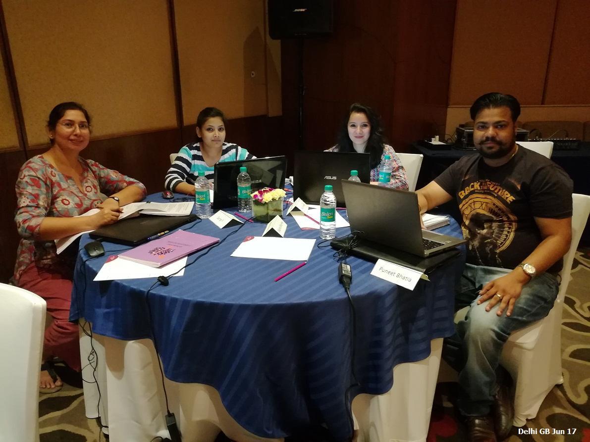 Delhi GB Jun 17 - Team 4