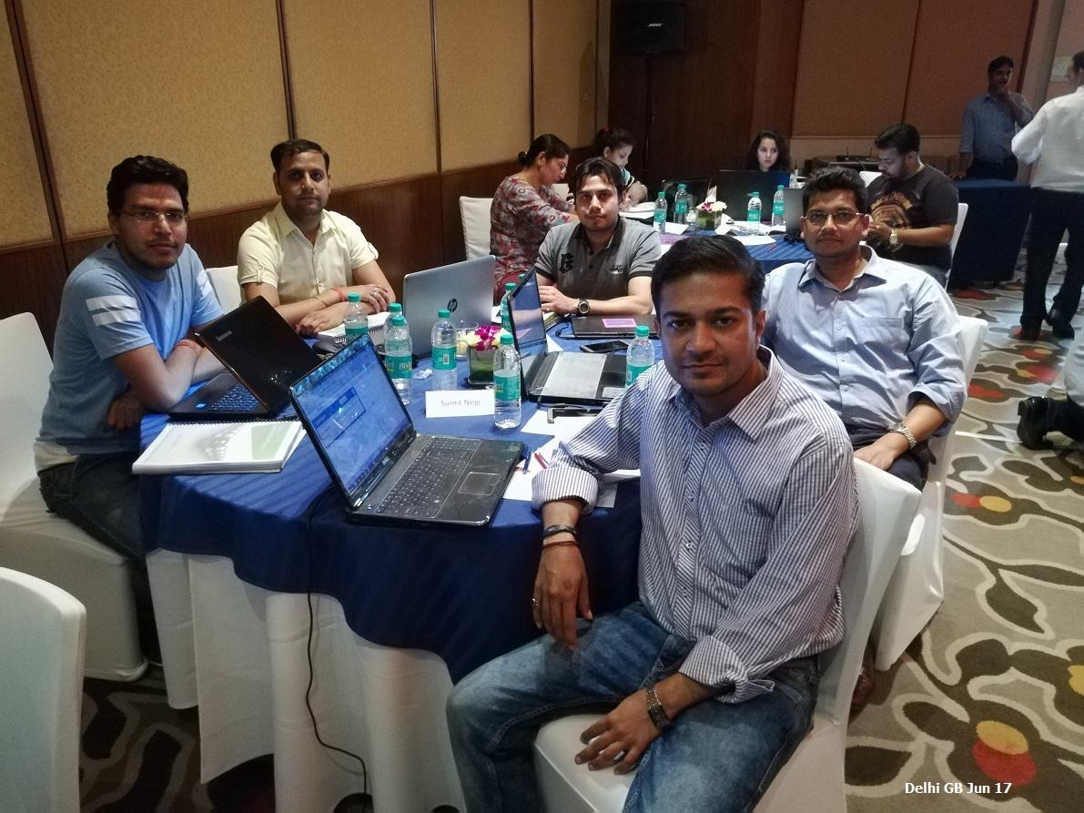 Delhi GB Jun 17 - Team 7