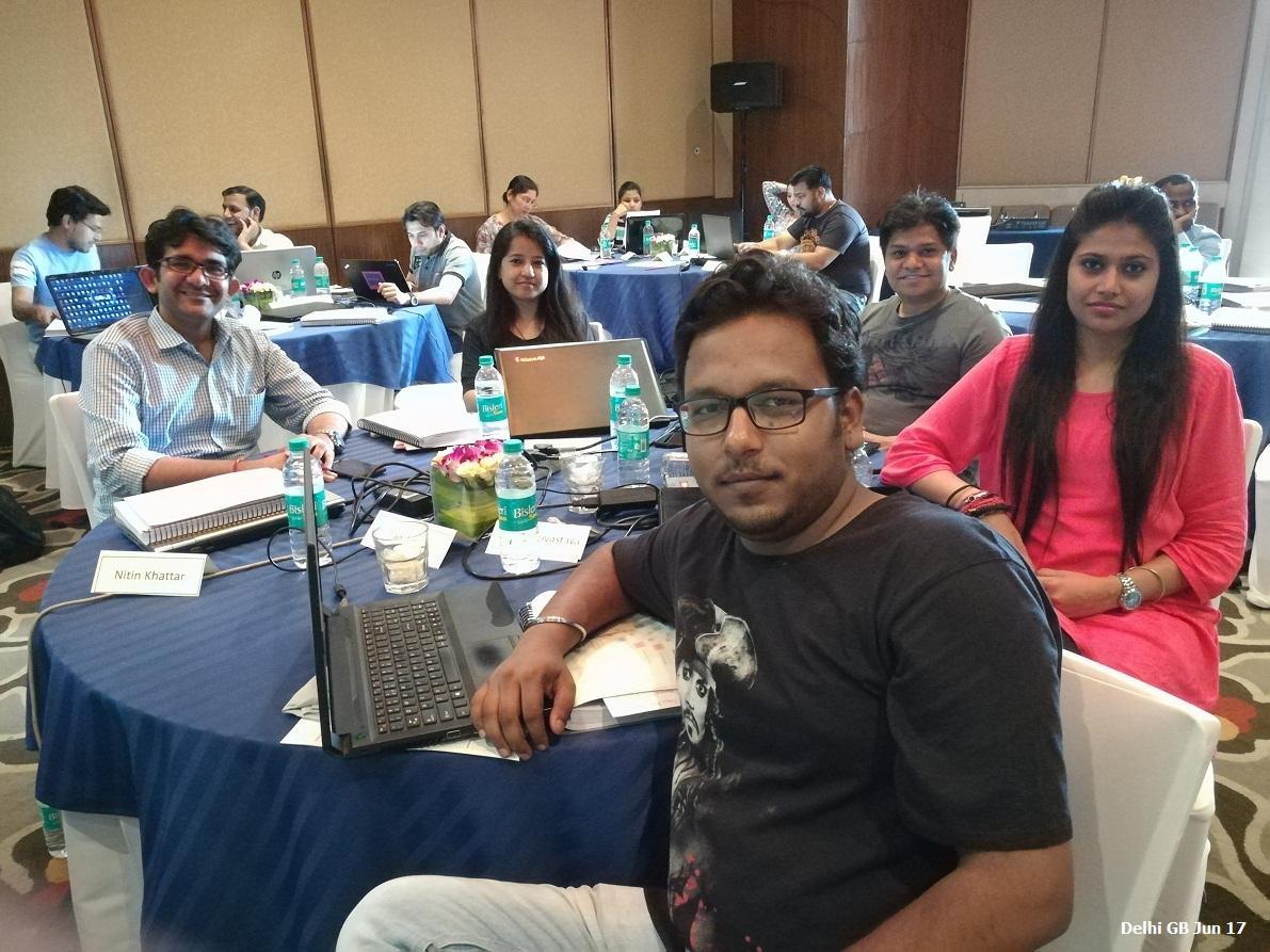 Delhi GB Jun 17 - Quiz Winners