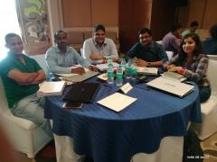 Delhi GB Jun 17 - Team 6