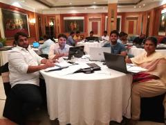 Chennai GB July 17 - Team 1