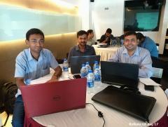 Kolkata GB Aug 17 - Team Contest Winners