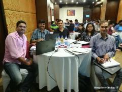 Bangalore GB Aug 17 - Team 1