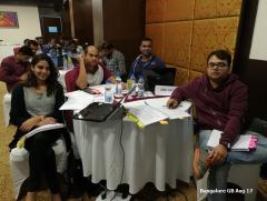 Bangalore GB Aug 17 - Team 2