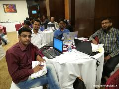 Bangalore GB Aug 17 - Team Contest Winners