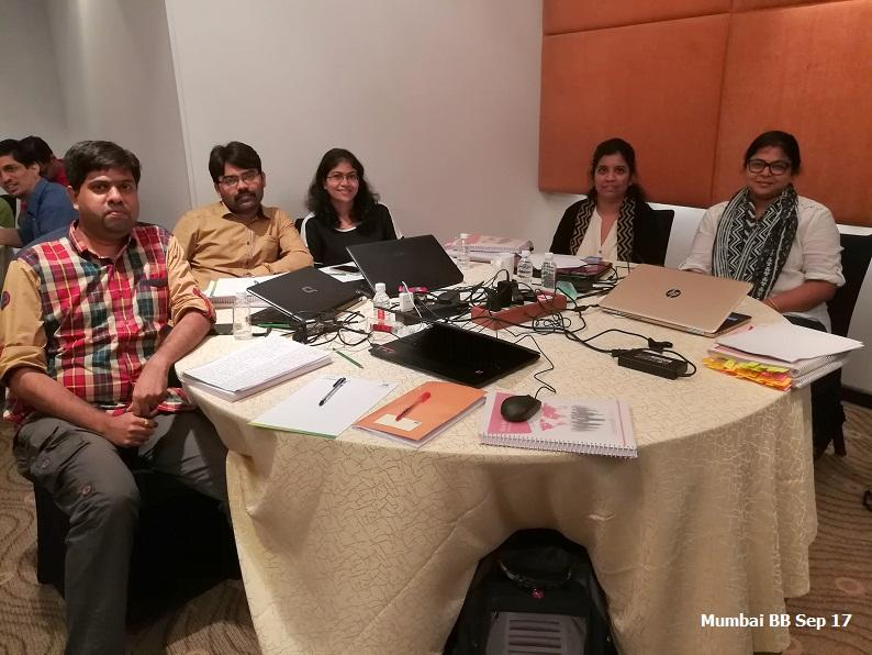Mumbai BB Sep 17 - Team 4