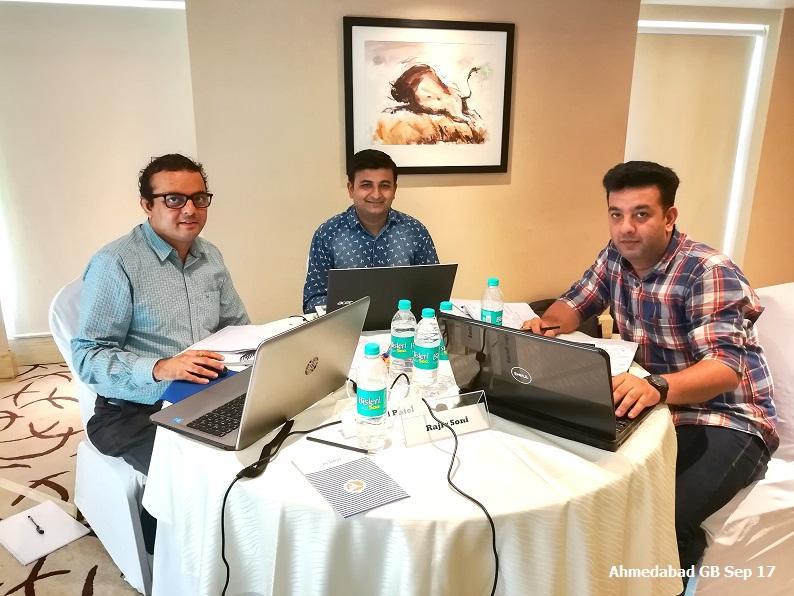 Ahmedabad GB Sep 17 Team - 3