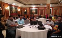 Chennai GB Oct 17 - Team Contest Winners