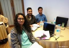 Pune GB Nov 17 - Team 1