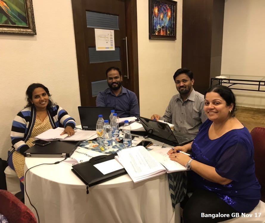 Bangalore GB Nov 17 - Team 3