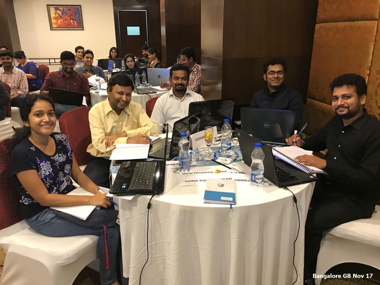 Bangalore GB Nov 17 - Team 6