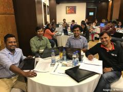 Bangalore GB Nov 17 - Team 1