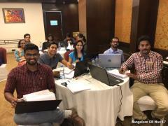 Bangalore GB Nov 17 - Team 5