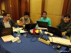 Delhi GB Dec 17 - Team 1