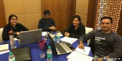 Delhi GB Jan 18 - Team 4