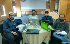 Pune GB Jan 18 - Team Contest Winners