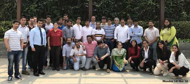 Mumbai GB Mar 18