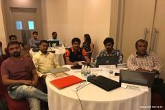 Hyderabad GB Feb 18 - Team 1