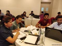 Hyderabad GB Feb 18 - Team 3