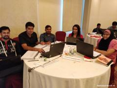 Hyderabad GB Feb 18 - Team 5