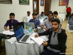 Bangalore GB Feb 18 - Team 5