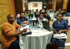 Bangalore GB Feb 18 - Team Contest Winners