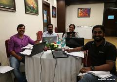 Bangalore BB Mar 18 - Team 2