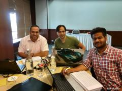 Pune GB Apr 18 - Team Contest Winners