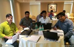 Ahmedabad GB May 18 - Team Contest Winners