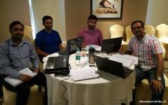 Ahmedabad GB May 18 - Team 1